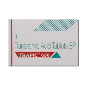 Trapic 650 Tablet