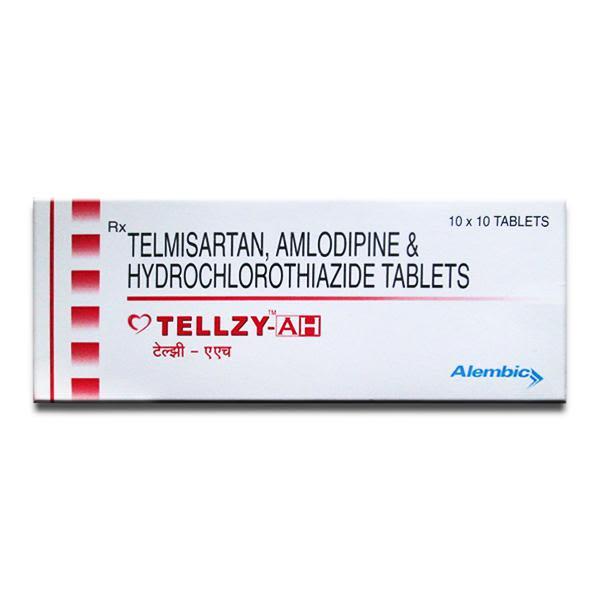 Tellzy-AH Tablet 10's
