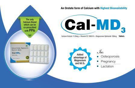 Cal Md3 Tablet