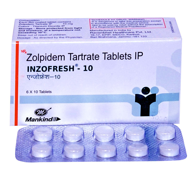 Inzofresh 10 Tablet
