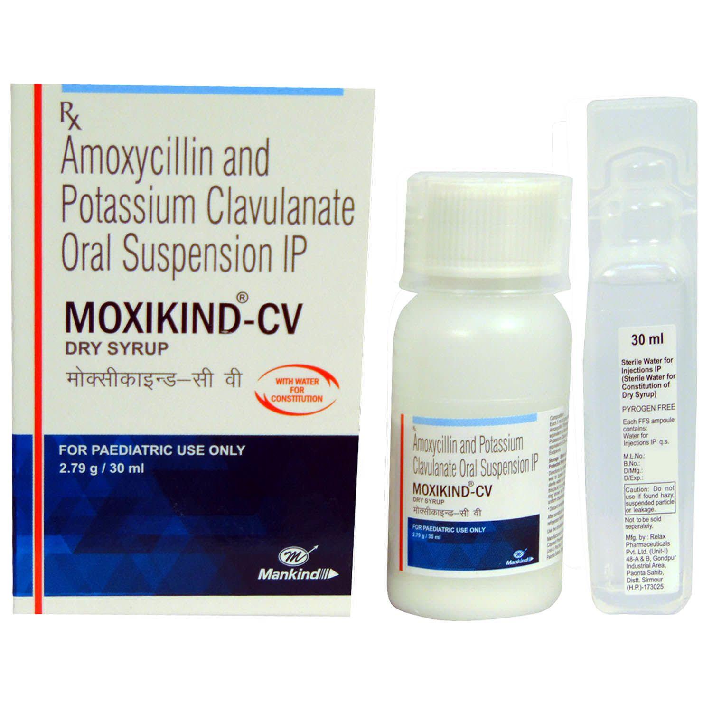 Moxikind-CV Dry Syrup