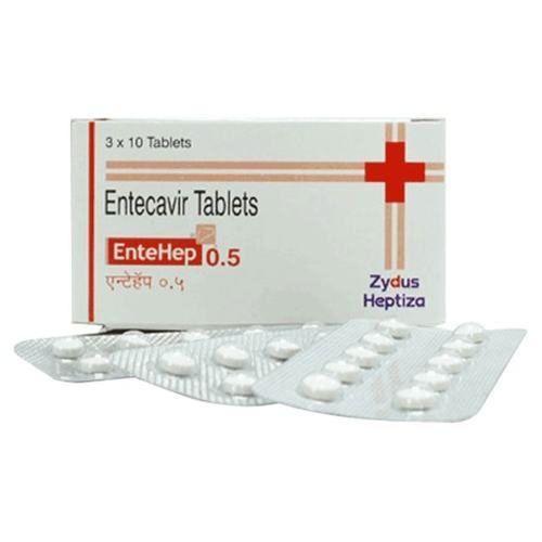 Entehep 0.5 Tablet-10 Tablets