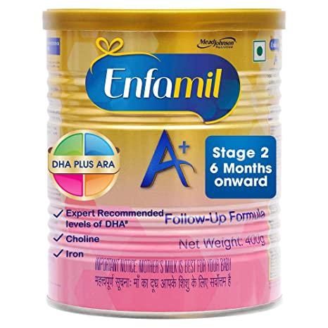 Enfamil A+ Stage 2 Follow Up Formula