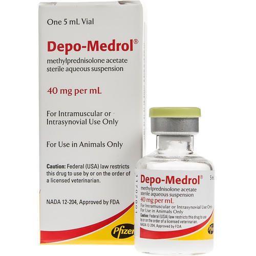 Depo-Medrol 40mg Injection