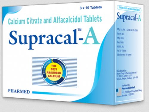 Supracal -A Tablet