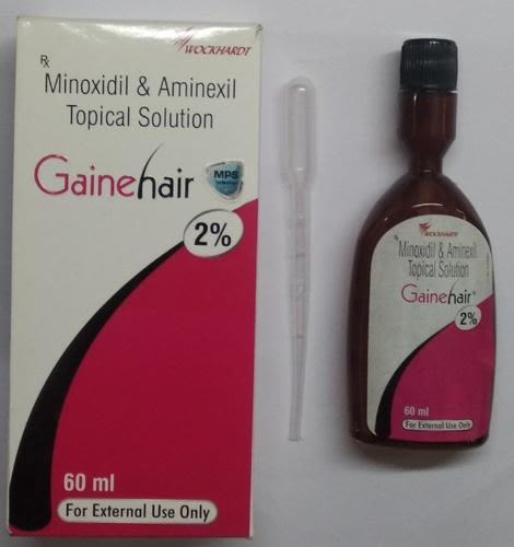 Gainehair 2% Topical Solution
