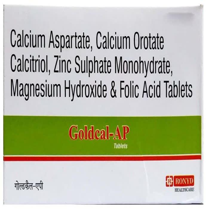 Goldcal -AP Tablet