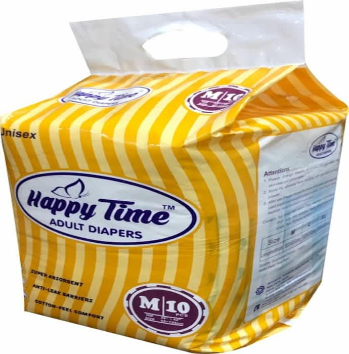 Happy Time Adult Diaper M