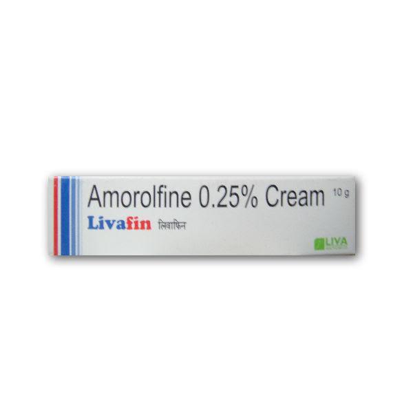 Livafin Cream -10 Gm