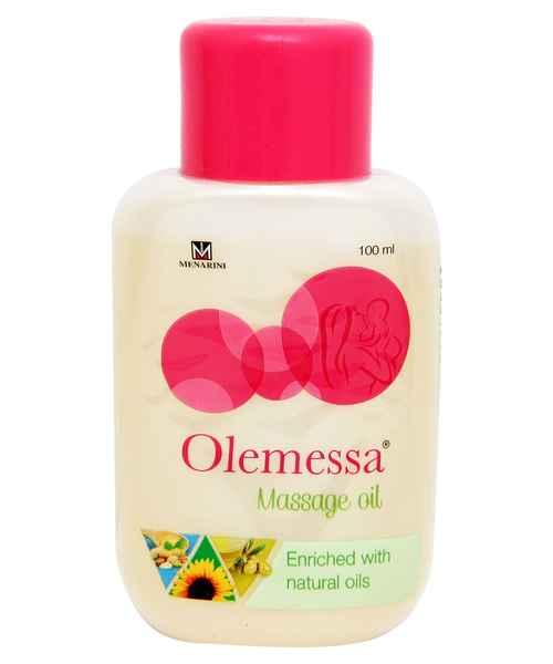 Olemessa Massage Oil 100ml