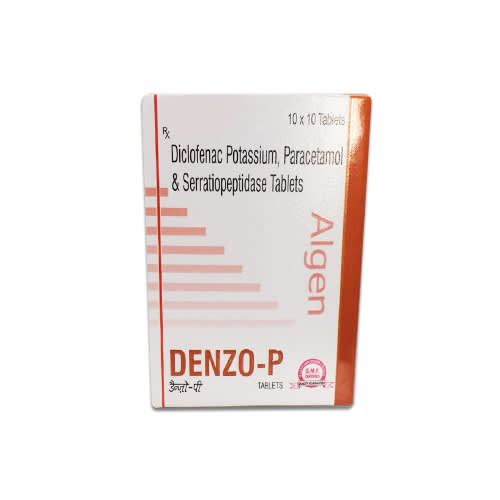 Denzo-P Tablet