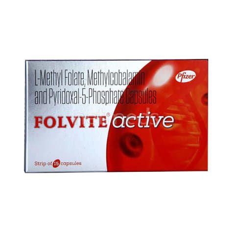 Folvite Active Capsule