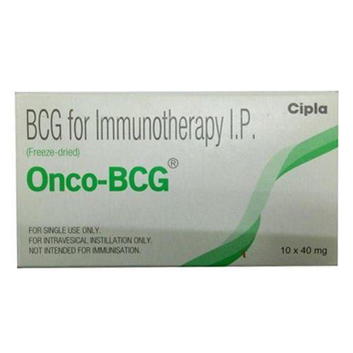 Onco BCG 40mg Injection