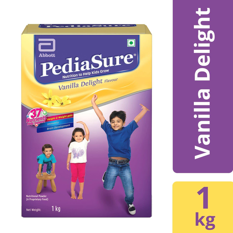 PediaSure Refill Pack Vanilla delight 1kg