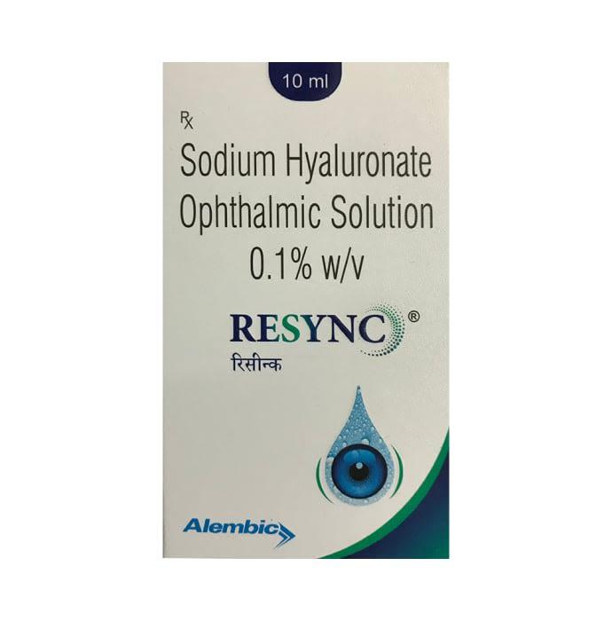 Resync Eye Drop