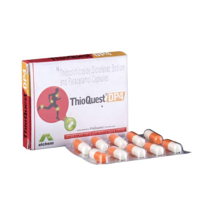 Thioquest Dp 4 Capsule