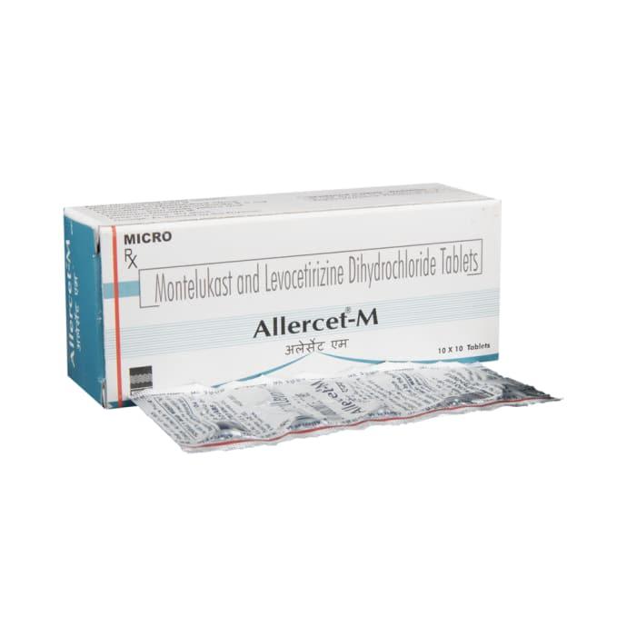 Allercet-M Tablet