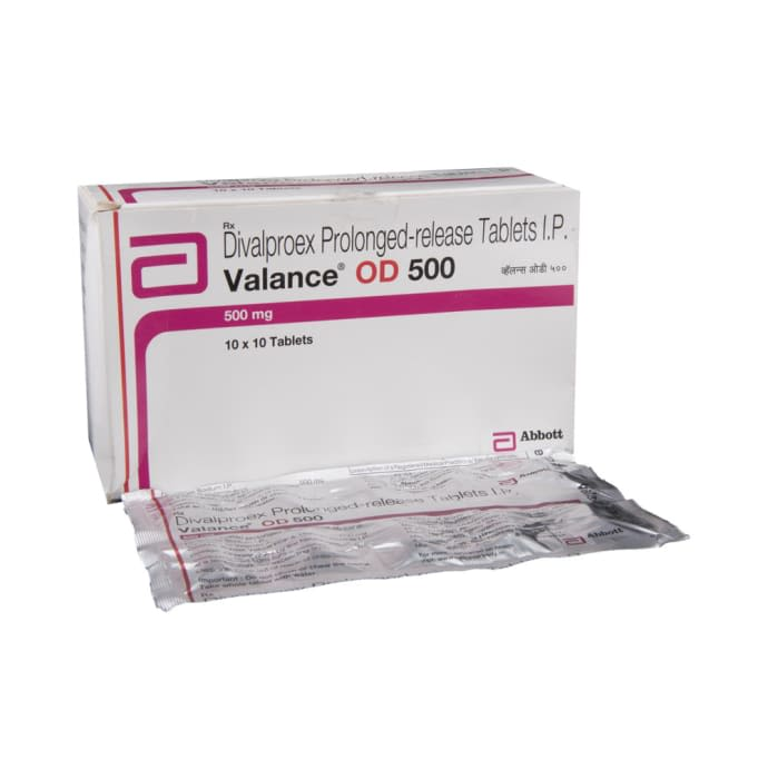 Valance Od 500 Tablet Pr