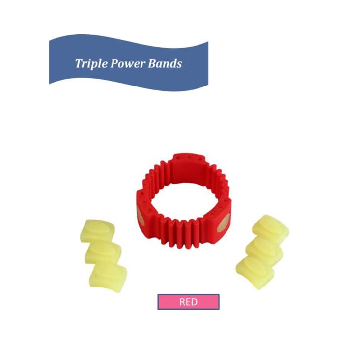 Safe-O-Kid Triple Power Anti-Mosquito Band with 6 Refills and Free 6 Anti Mosquito Patches / Stickers Yellow