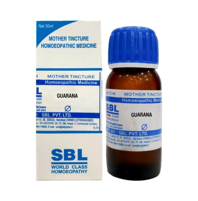 SBL Guarana Mother Tincture Q