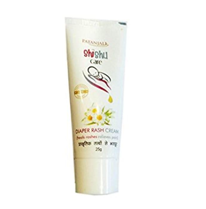 Patanjali Ayurveda Shishu Care Diaper Rash Cream