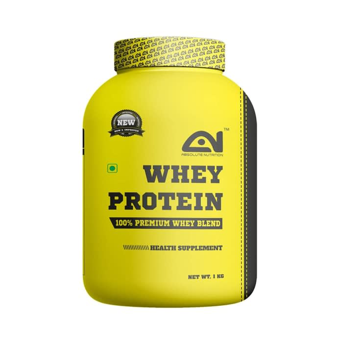 Absolute Nutrition Whey Protein Coffee