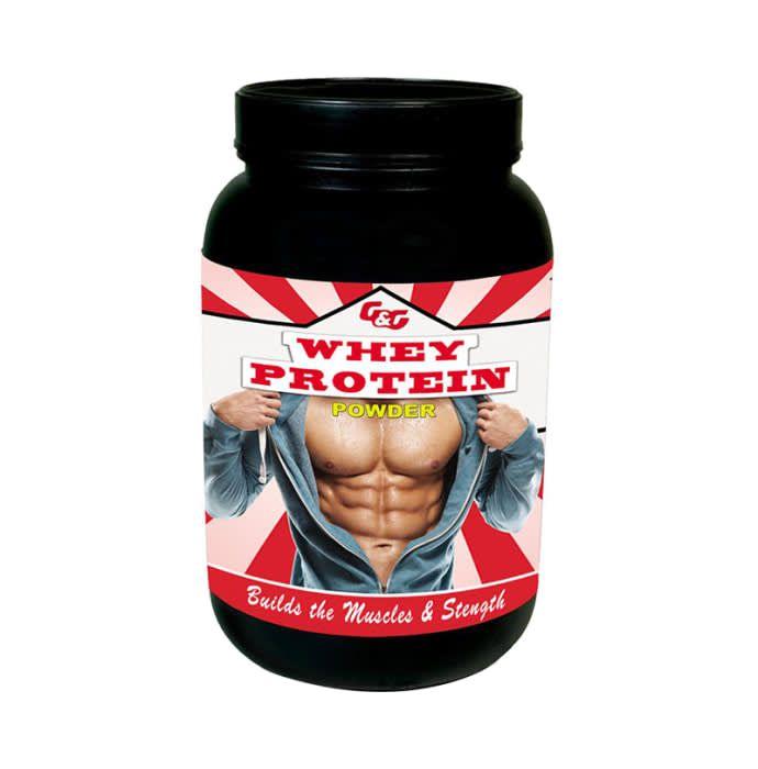 G & G Pharmacy Whey Protein Powder