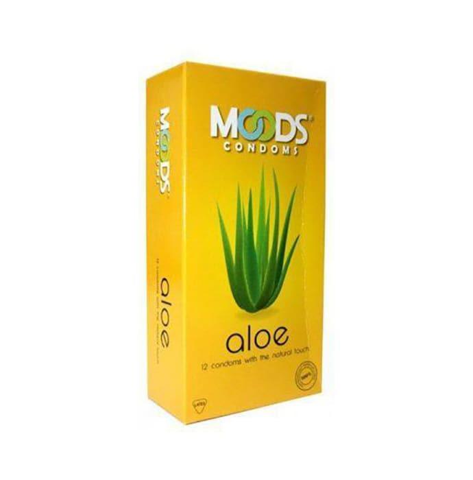 MOODS Aloe Condom