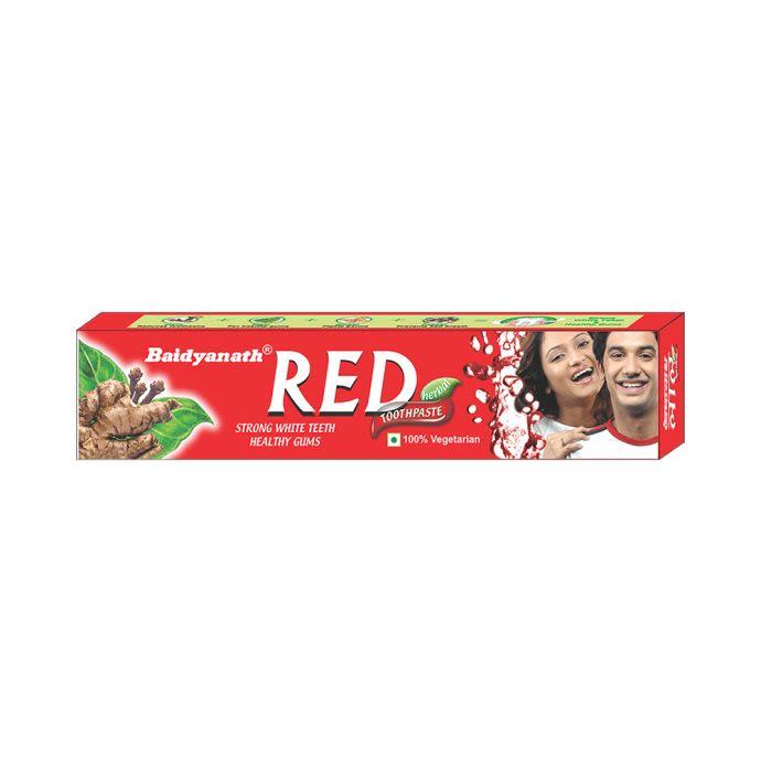 Baidyanath Red Toothpaste