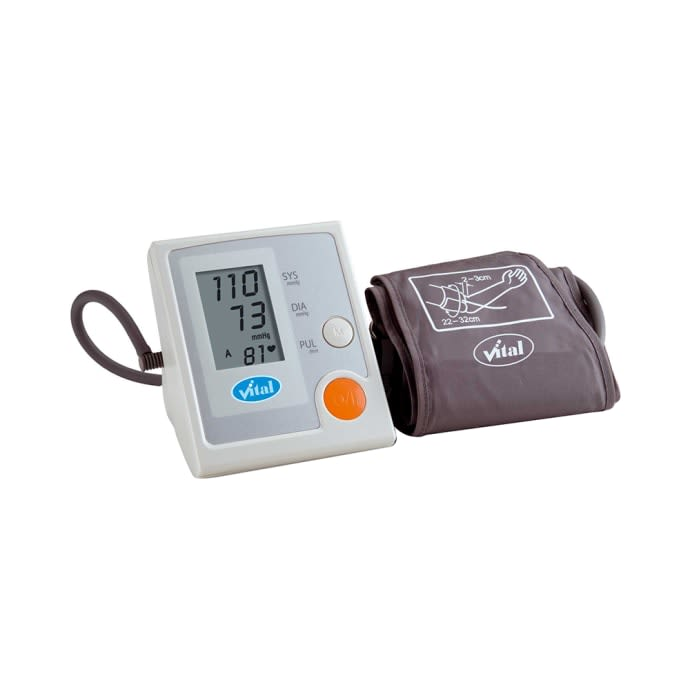 Vital LD 578 Auotmatic BP Monitor with Adapter
