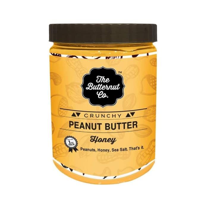 The Butternut Co. Peanut Butter Honey Crunchy