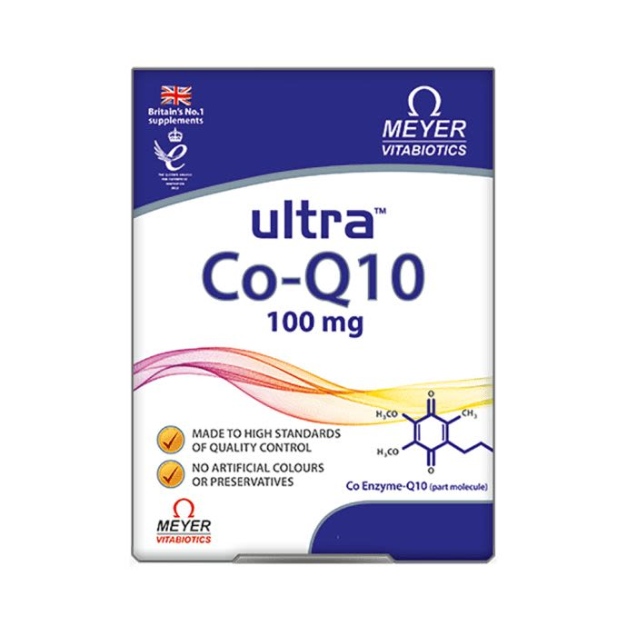Ultra Co-Q10 Tablet