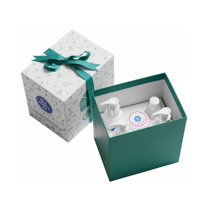 The Moms Co. Baby Complete Care with Ribbon Gift Box