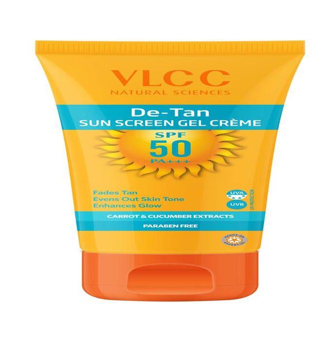 VLCC De-Tan SPF 50 Sunscreen Gel Creme