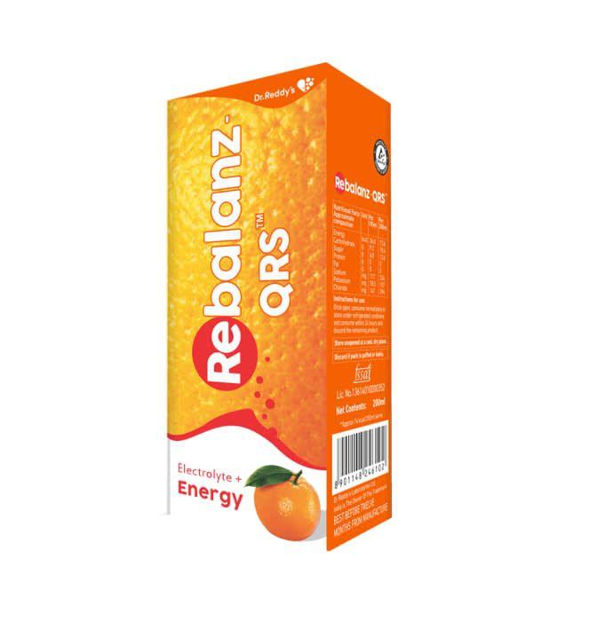 Rebalanz QRS Orange