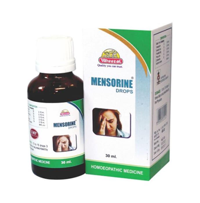 Wheezal Mensorine Drop