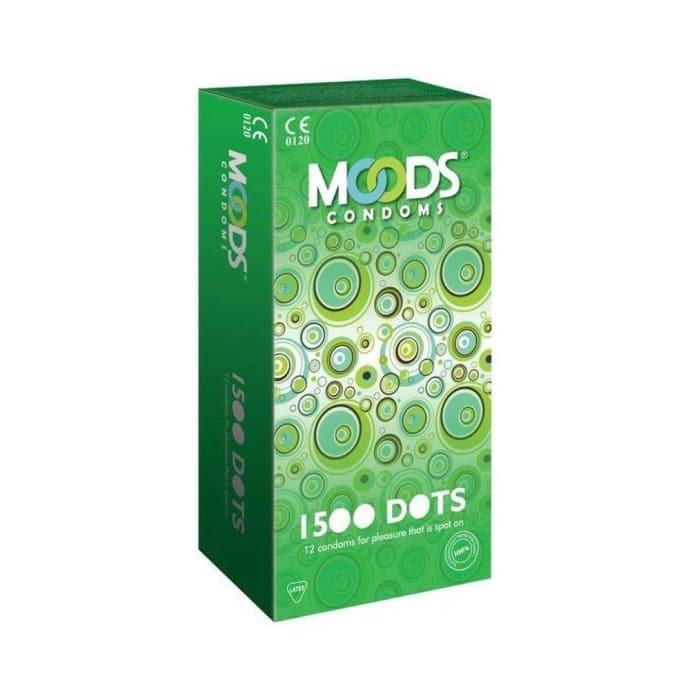 MOODS 1500 Dots Condom