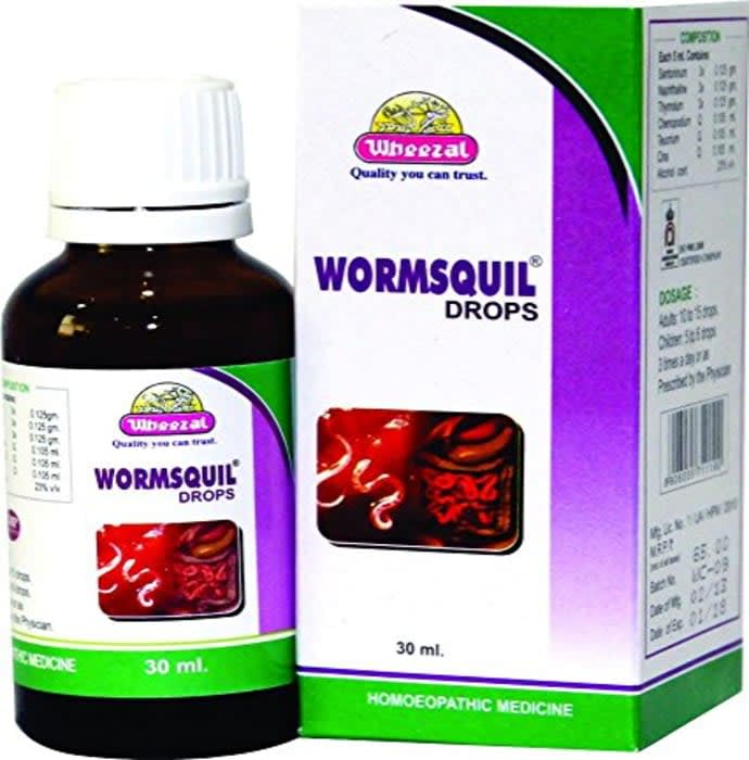 Wheezal Wormsquil Drop