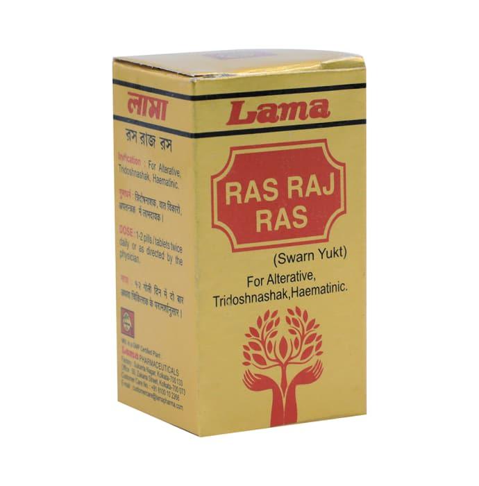 Lama Ras Raj Ras (Swarn Yukt) Tablet