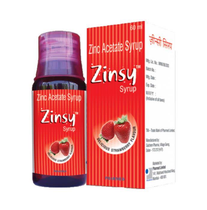 Zinsy Syrup