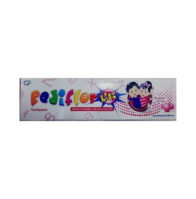 Pediflor Kidz Toothpaste Bubblegum