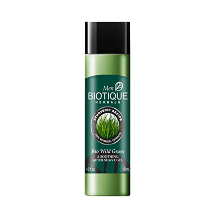 Biotique Bio Wild Grass A Soothing After Shave gel for Men