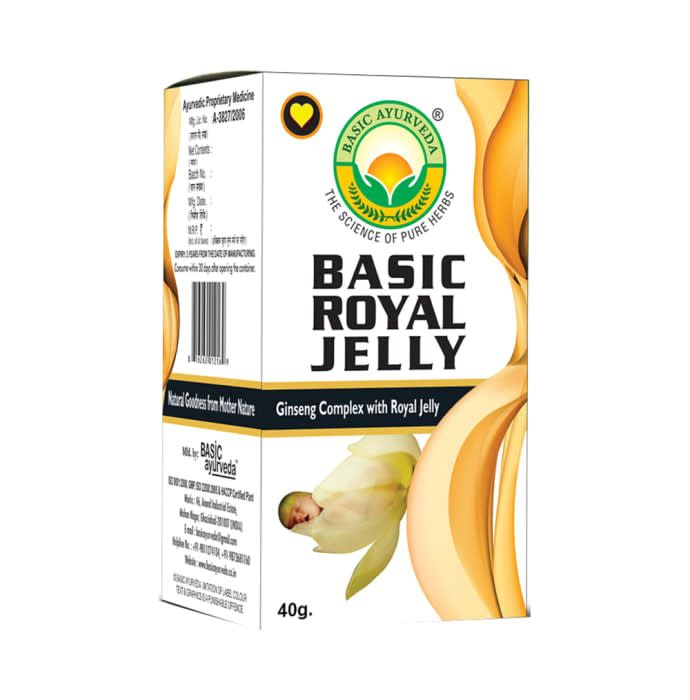 Basic Ayurveda Basic Royal Jelly