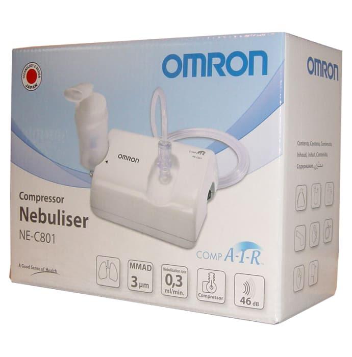Omron NE-C801S-ID Compressor Nebuliser