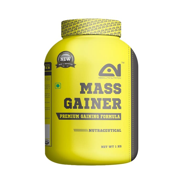 Absolute Nutrition Mass Gainer Chocolate