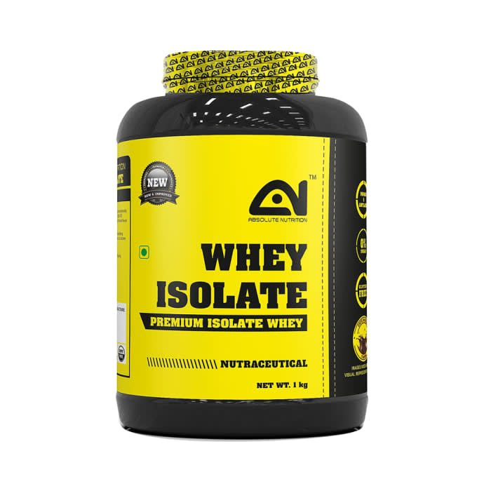 Absolute Nutrition Whey Isolate Cafe Mocha
