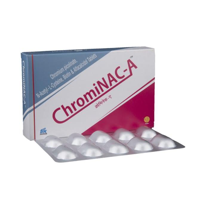 Chrominac-A Tablet