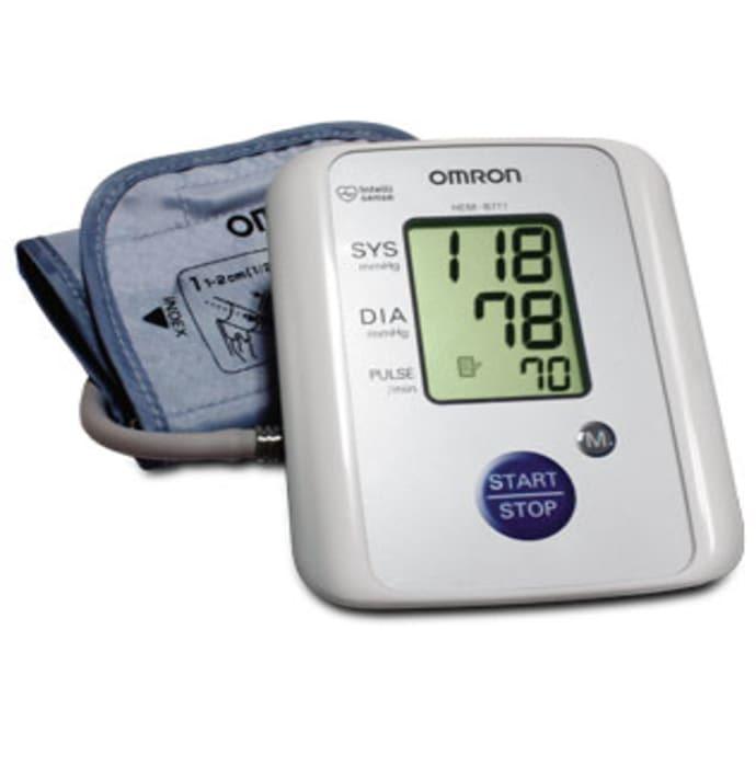 Omron HEM-8711 BP Monitor
