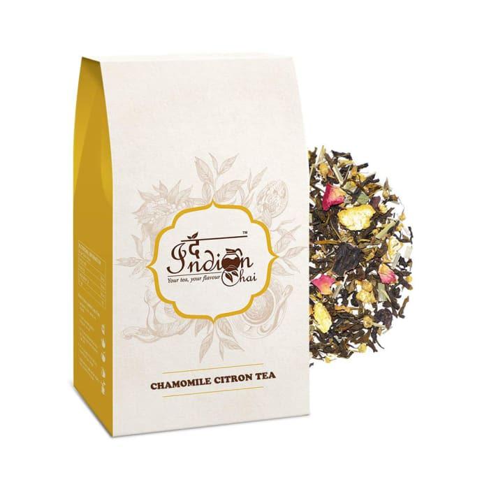 The Indian Chai Chamomile Citron Tea