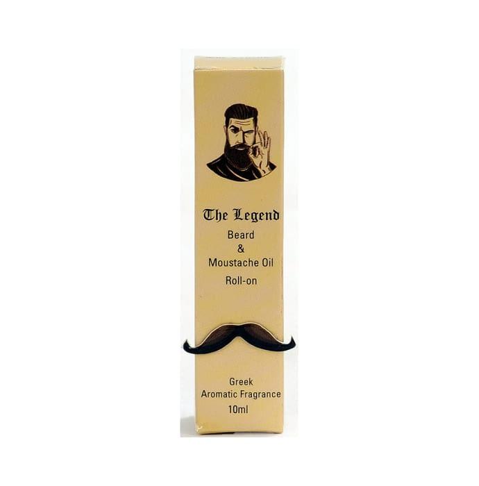 The Legend Beard Oil Roll On